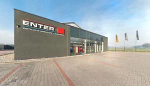 enter-instalacje sp. z o.o. budynek firmy