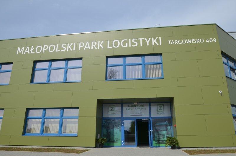 Zasada Małopolski park logistyki